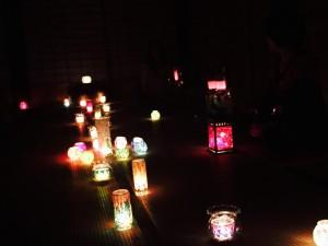 姫路  12/10(土)クリスマスキャンドルヨガ  sita yoga