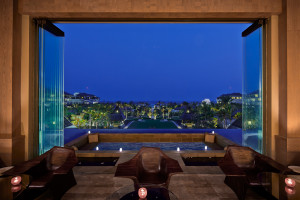 The Ritz-Carlton Lounge & Bar resort view