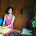 8/22(金)南青山  愛花ヨガプライベートヨガ&練習マッサージ(おにぎり&お茶&マット)
